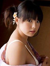 boobs; kimono; teen;