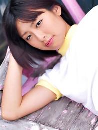 japan idols; japan teens; outdoors; solo; sport;